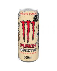 Monster Pacific Punch Energy Drink 500ml PM