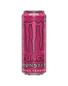 Monster Mixxd Punch Energy Drink 500ml PM