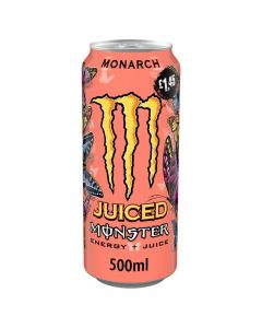 Monster Monarch Energy Drink 500ml PM