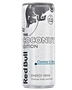 Red Bull Energy Drink, Coconut & Berry 250ml PM